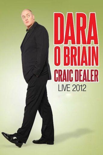 Dara O Briain: Craic Dealer Poster