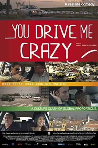 And Who Taught You to Drive? Poster