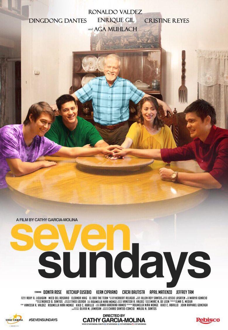 Seven Sundays Poster