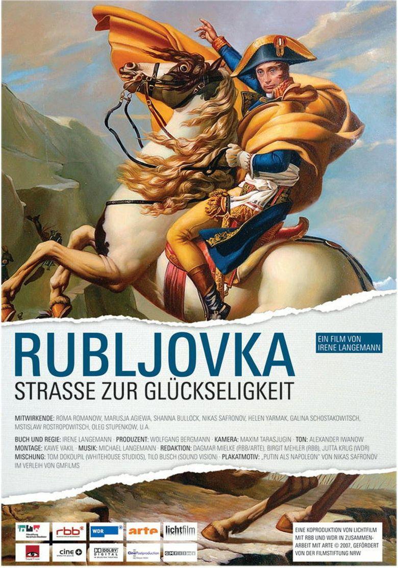 Rubljovka - Straße zur Glückseligkeit Poster