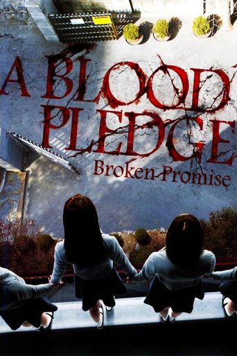 A Blood Pledge Poster