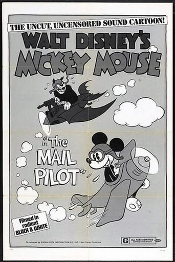 The Mail Pilot Poster