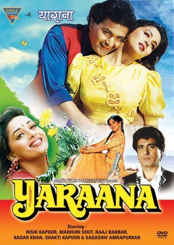 Yaraana Poster
