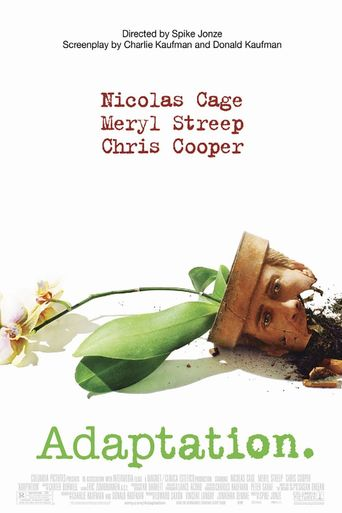 Adaptation. Poster
