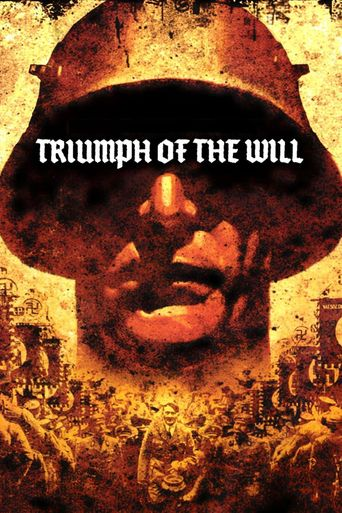 Triumph of the Will Poster