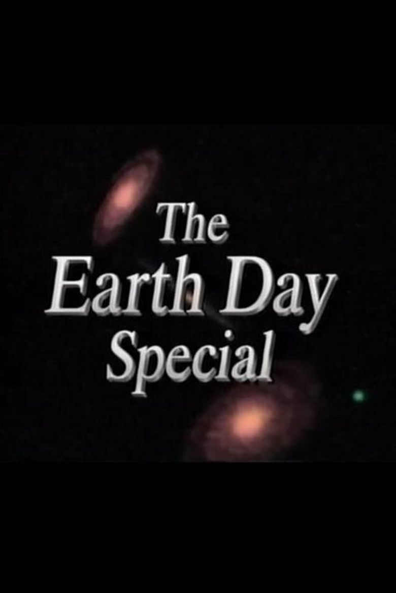 The Earth Day Special Poster