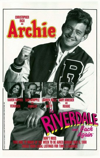 Archie To Riverdale and Back Again Poster