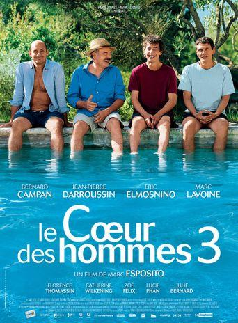 Le cœur des hommes 3 Poster