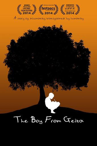 The Boy from Geita Poster