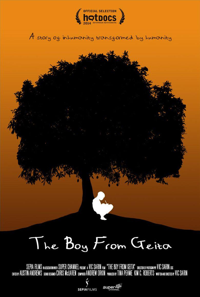 The Boy from Geita Poster