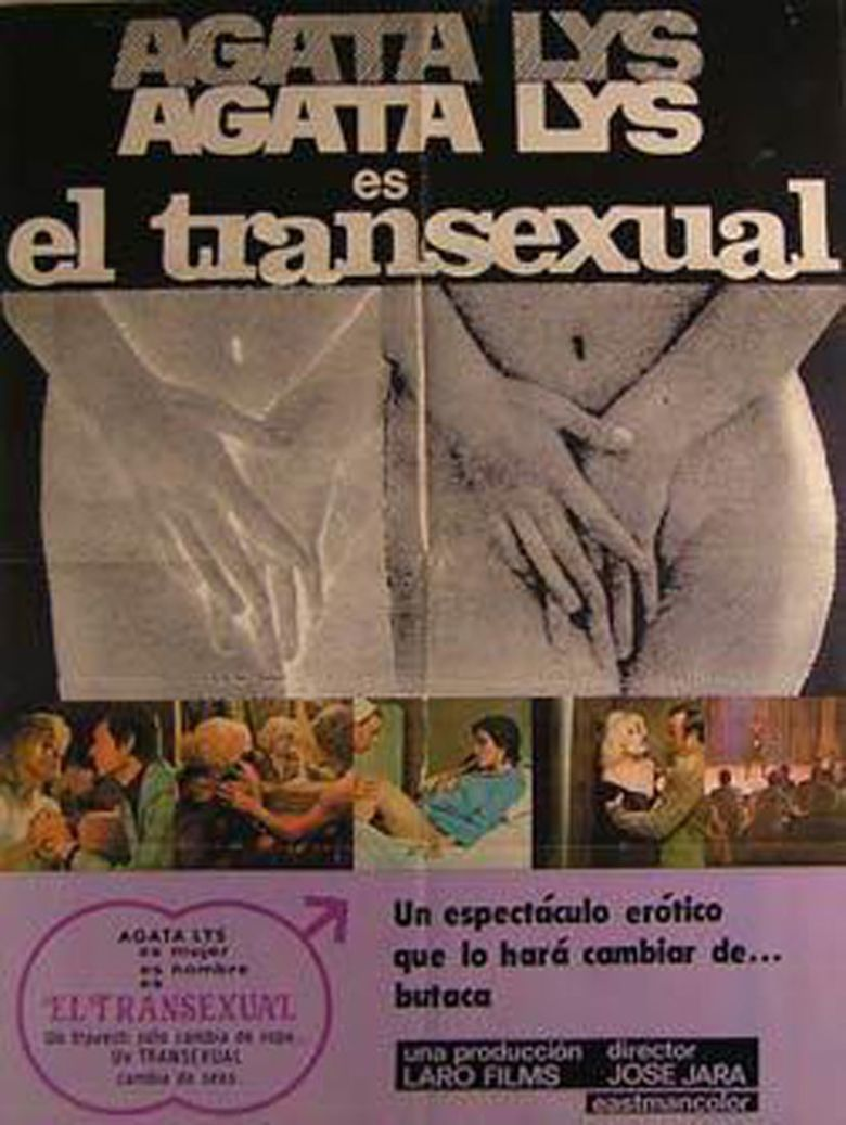 The Transsexual Poster