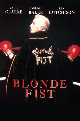 Blonde Fist Poster