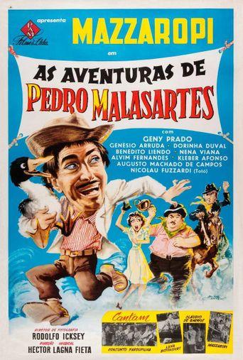 As Aventuras de Pedro Malasartes Poster