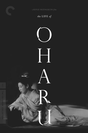The Life of Oharu Poster