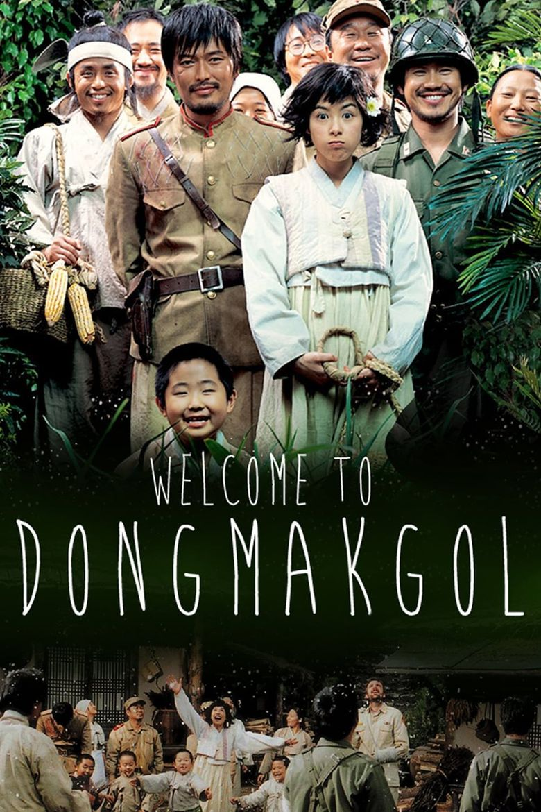 Welcome to Dongmakgol Poster