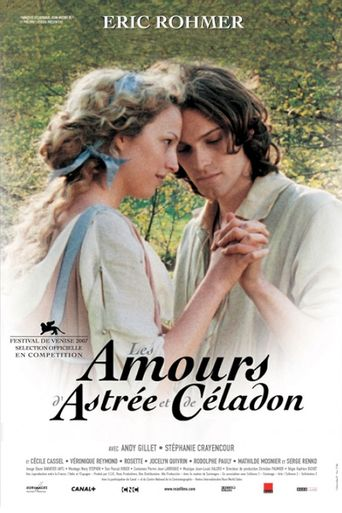 The Romance of Astrea and Celadon Poster