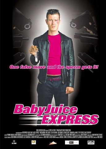 The Baby Juice Express Poster