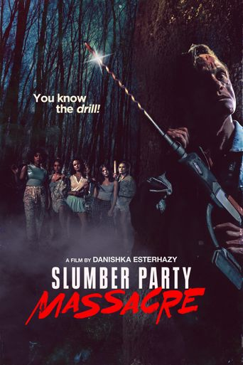 Slumber Party Massacre Poster