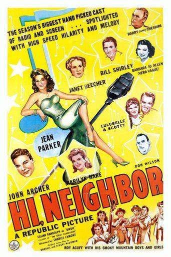 Hi, Neighbor Poster