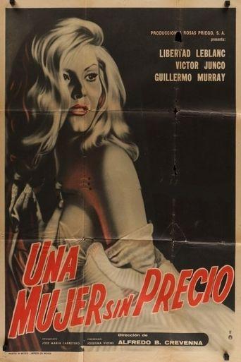 Una mujer sin precio Poster