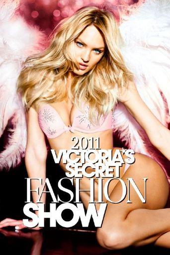 The Victoria's Secret Fashion Show 2011 Poster