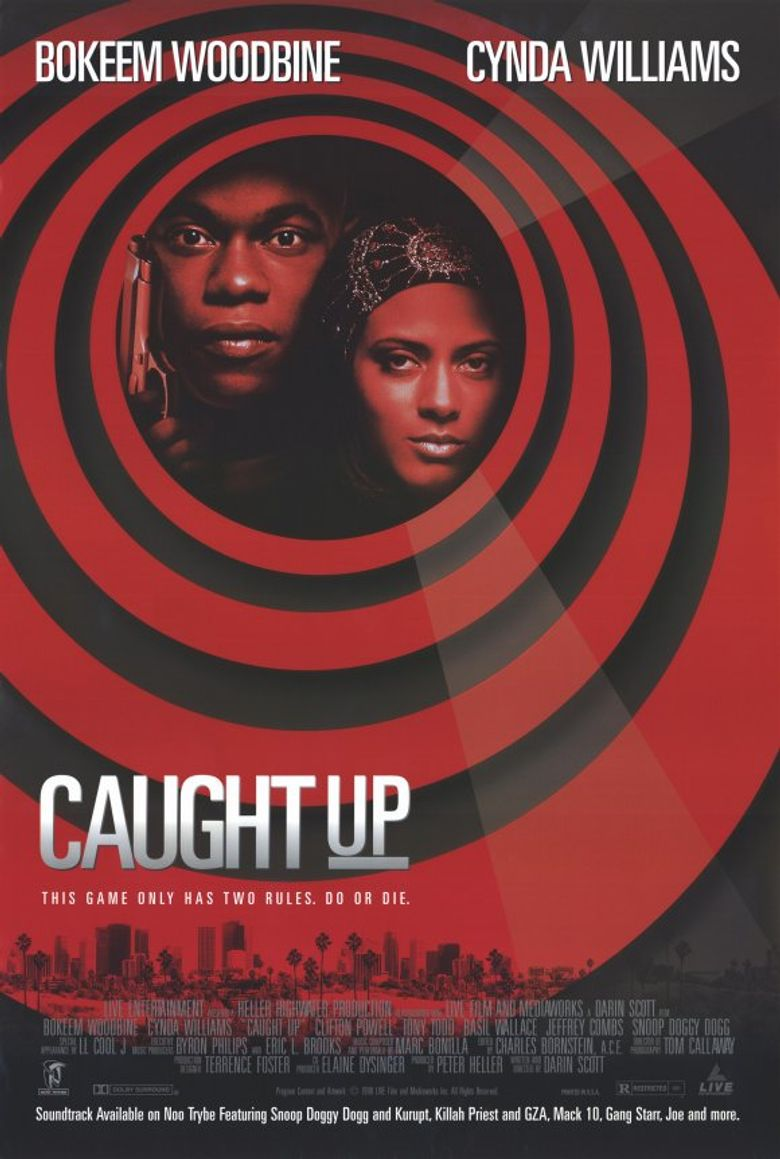 Caught Up Poster