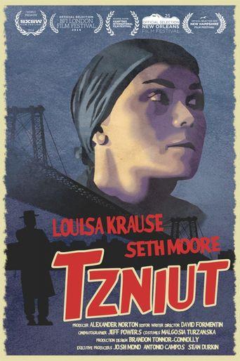 Tzniut Poster