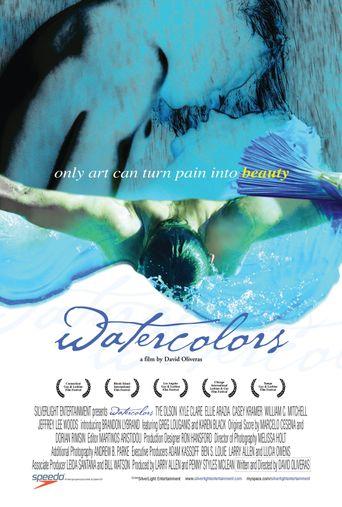 Watercolors Poster