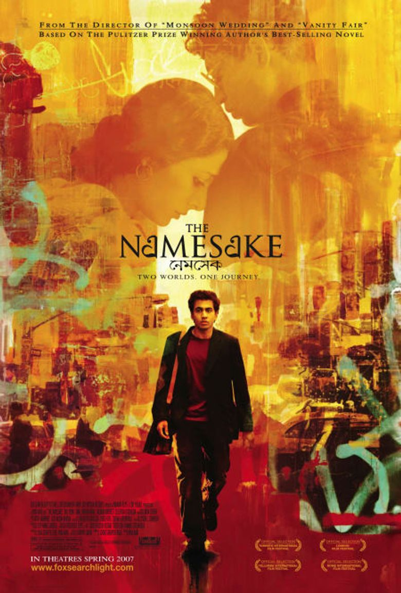 The Namesake Poster