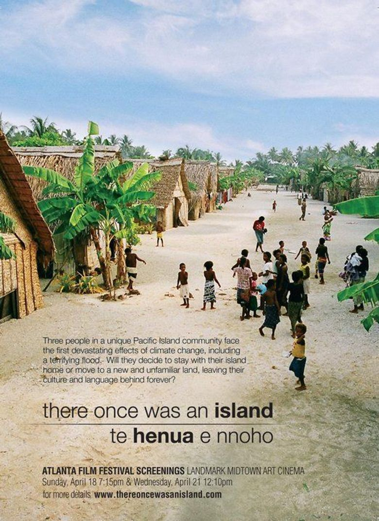There Once was an Island: Te Henua e Nnoho Poster