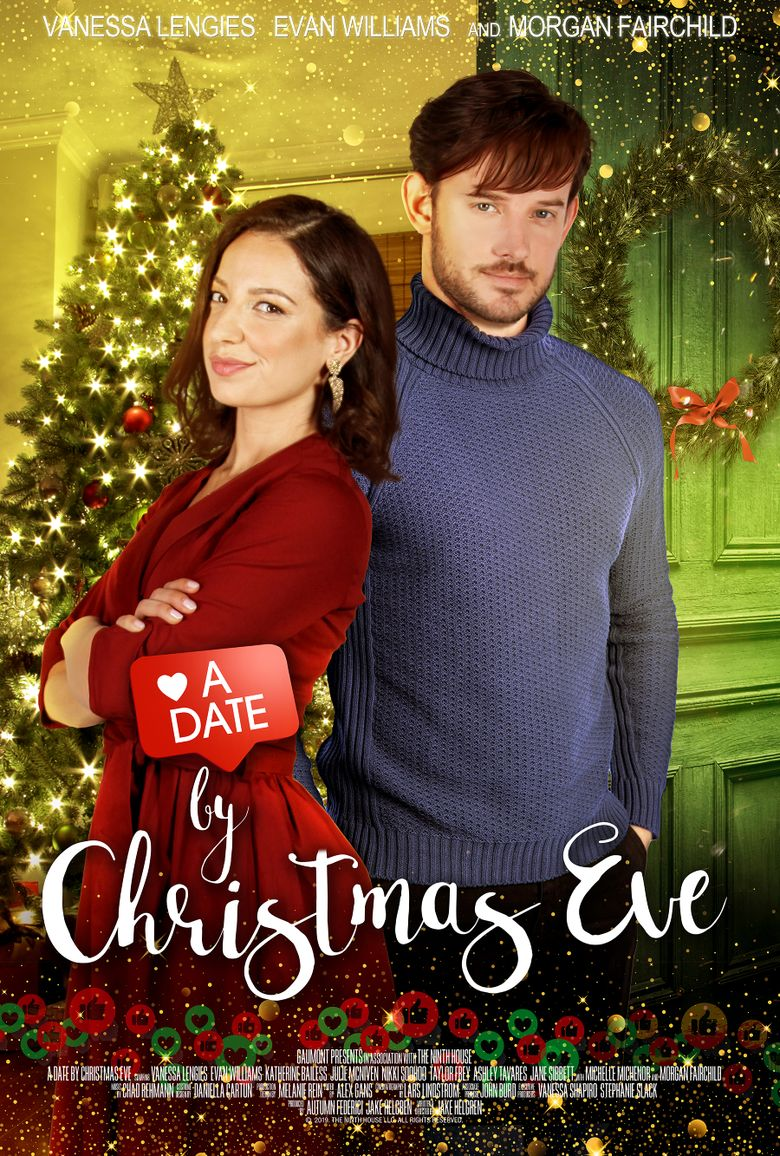 A Date by Christmas Eve Poster