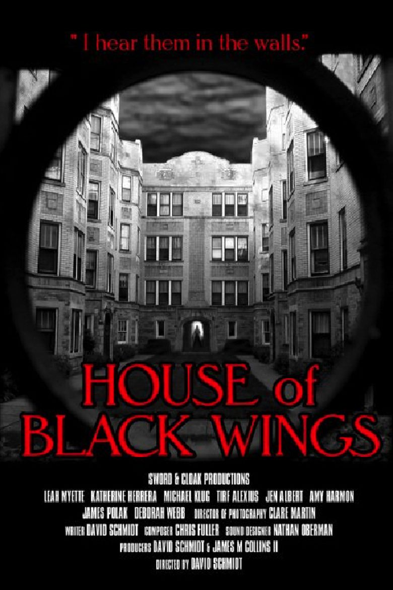 House of Black Wings Poster