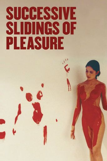 Successive Slidings of Pleasure Poster