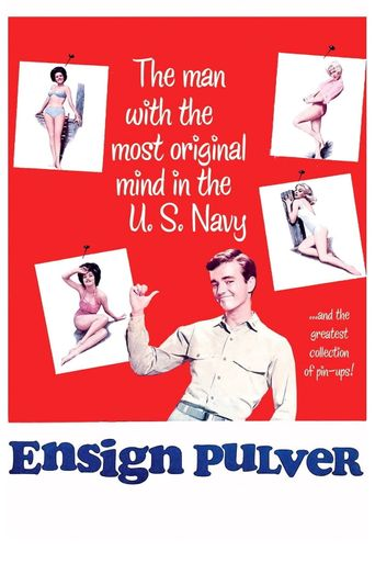 Ensign Pulver Poster
