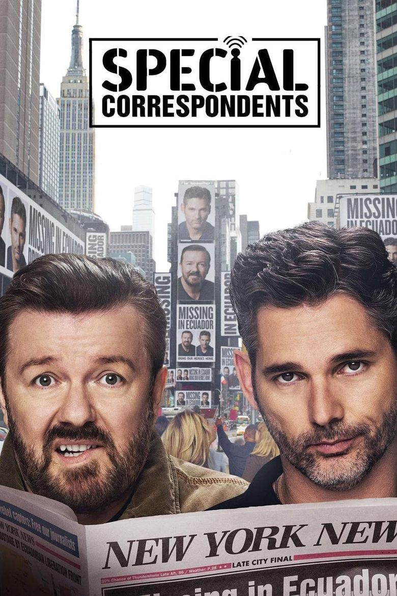 Watch Special Correspondents