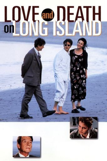 Love and Death on Long Island Poster