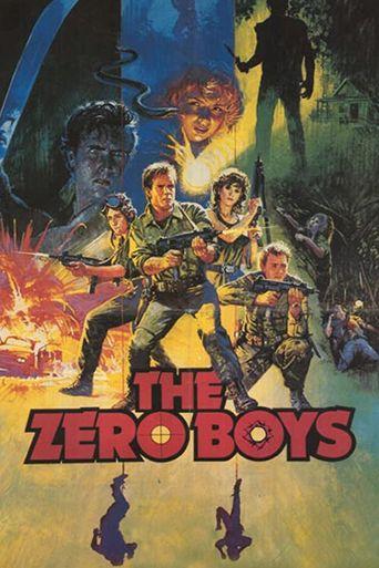 The Zero Boys Poster