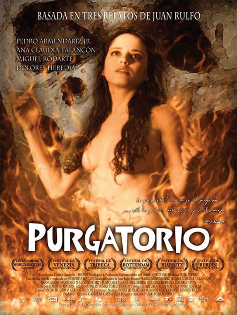 Purgatorio Poster