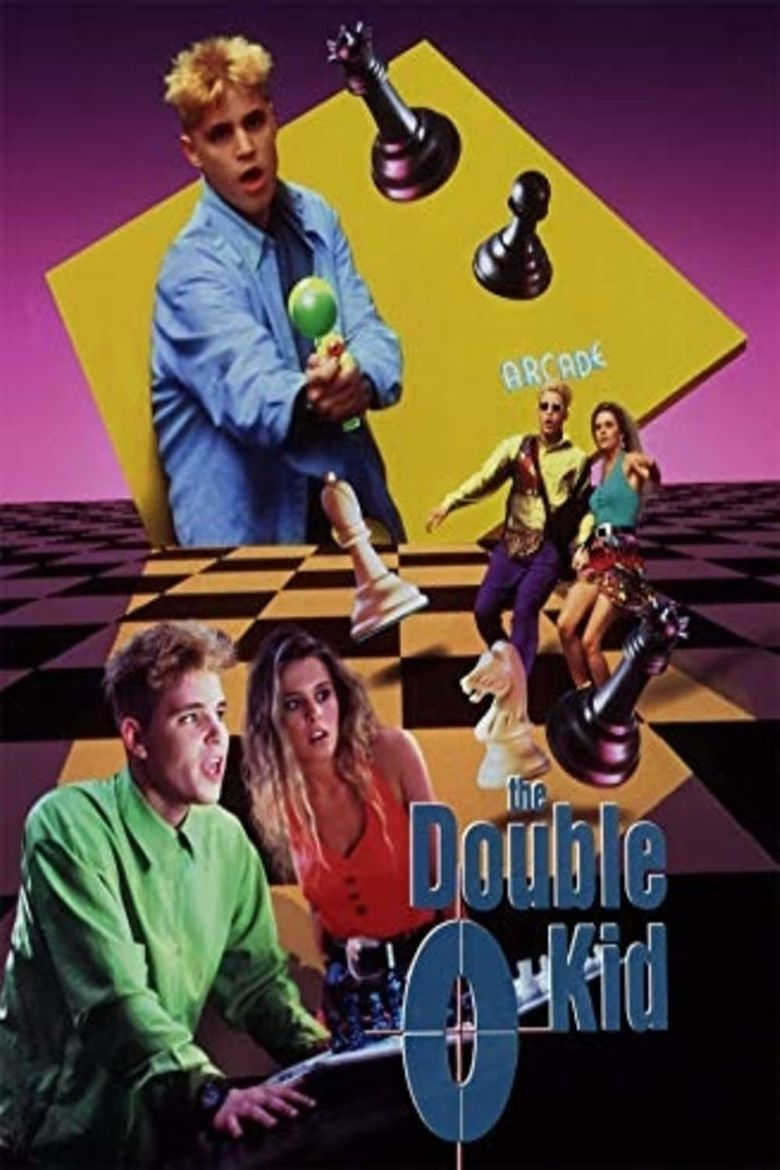 The Double 0 Kid Poster