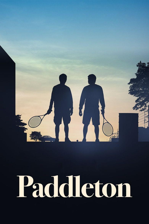 Paddleton Poster
