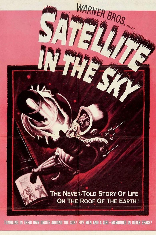 Satellite in the Sky Poster