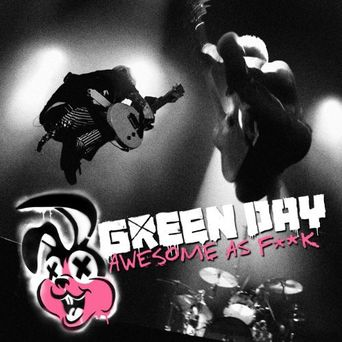 Green Day: Awesome as Fuck Poster