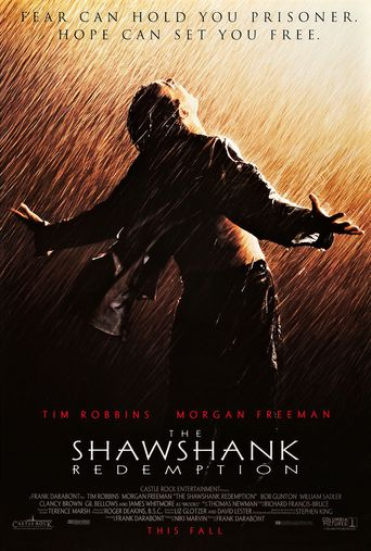 The Shawshank Redemption Poster