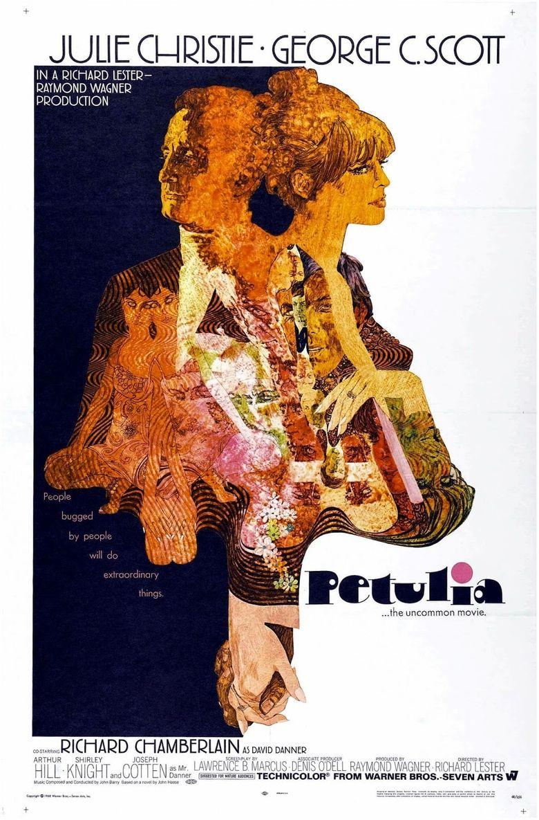 Petulia Poster