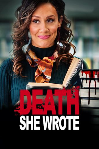 Death She Wrote Poster