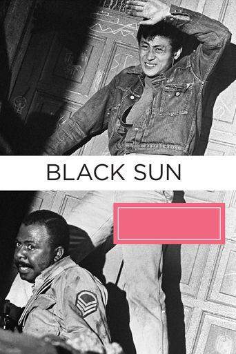 Black Sun Poster