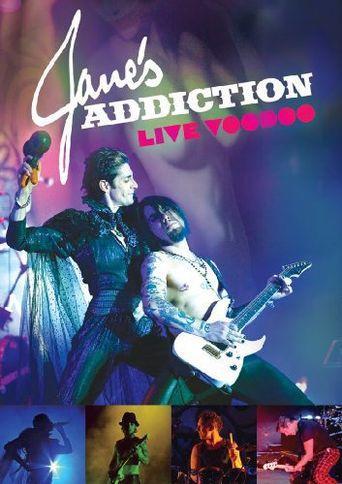 Jane's Addiction: Live Voodoo Poster
