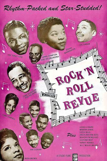 Rock 'n' Roll Revue Poster