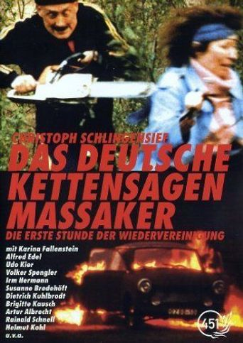 The German Chainsaw Massacre Poster