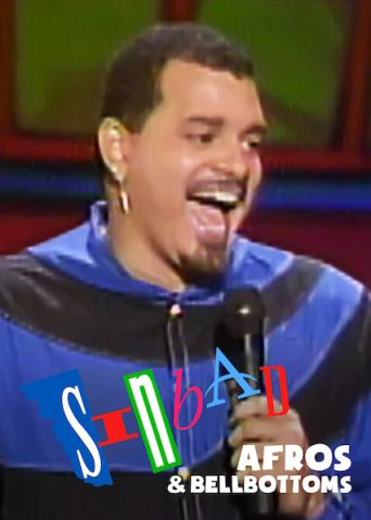 Sinbad: Afros and Bellbottoms Poster